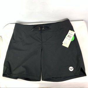 Roxy Board Shorts Black UPF 50 Recycled